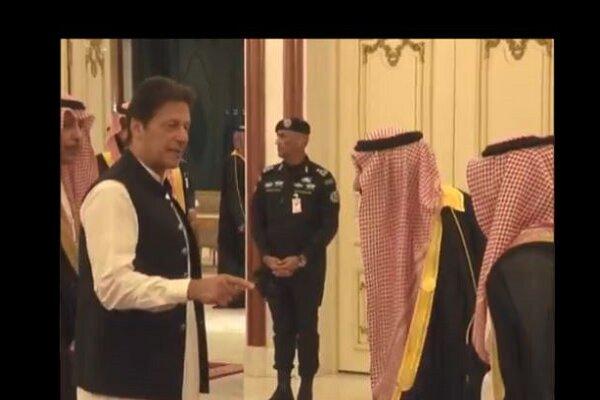 خشم سعودیها از بیاعتنایی نخست وزیر پاکستان