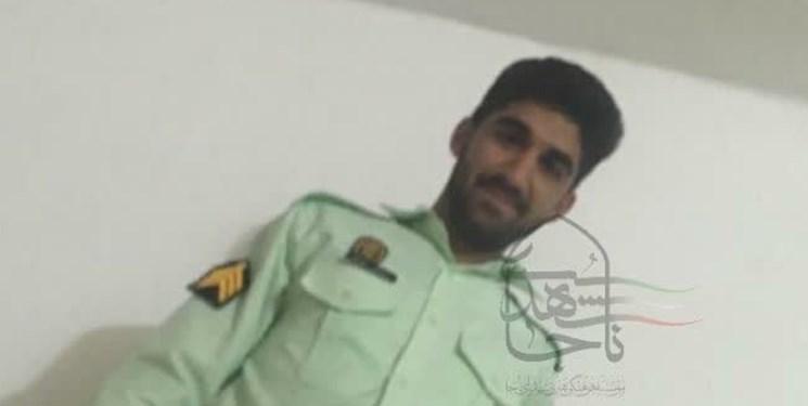 شهادت پلیس تکاور کرمانی در درگیری با اشرار