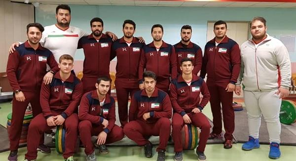 ایران بالاترازآمریکا؛قهرمان وزنه برداری جوانان دنیا