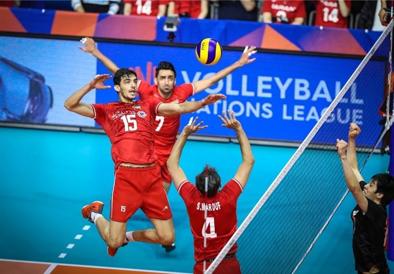 لیگ ملتهای والیبال؛ ژاپن 0 - ایران 3 / پیروزی کوبنده در توکیو بدون غفور و موسوی! / ادامه بالانشینی تیم کولا در پایان هفته دوم / دیدار به ارومیه و اردبیل