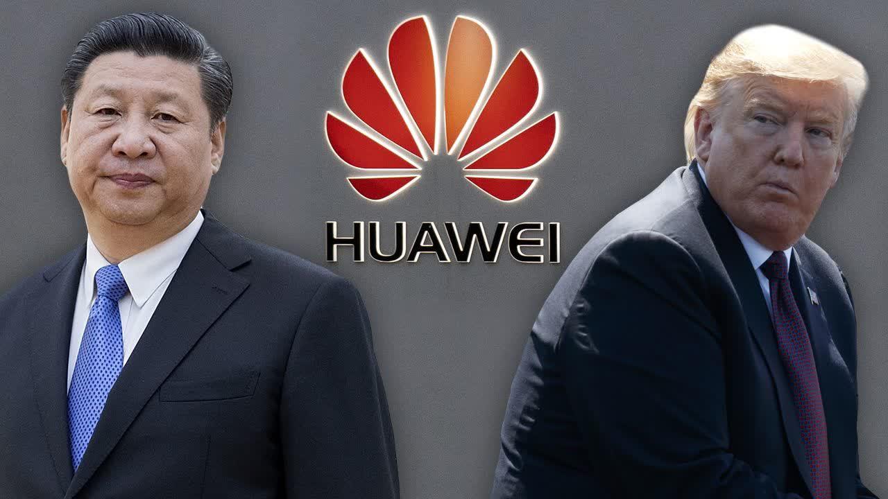 در میانه آتش جنگ تجاری چین و آمریکا، هوآوی میتواند برگه برندهای برای ایران باشد