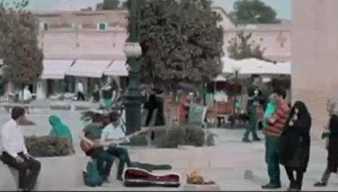 دلشدگان با صدای کودکان شیرازی