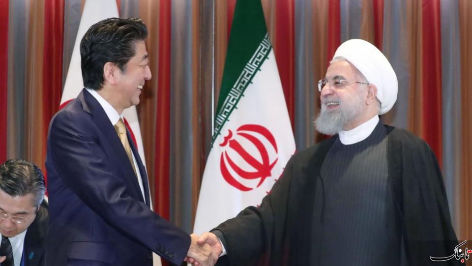 دستاورد اقتصادی سفر دو روزه شینزو آبه به تهران چیست؟ احتمال دعوت از روحانی برای نشست جی ۲۰/ لزوم تشکیل اتاق مشترک بازرگانی ایران و ژاپن در جنگ اقتصادی