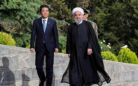 سفر نخست وزیر ژاپن از استقبال تا کنفرانس خبری
