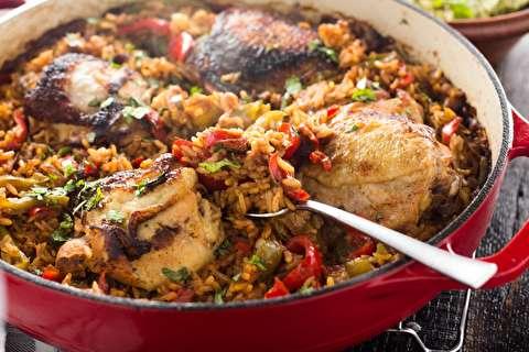 دستور پخت مرغ مندی