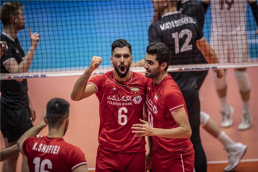 ارومیه شاهد ششمین پیروزی ایران درهفتمین خوان مقابل کانادا