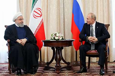 مذاکره روحانی با روئسای جمهور روسیه و چین