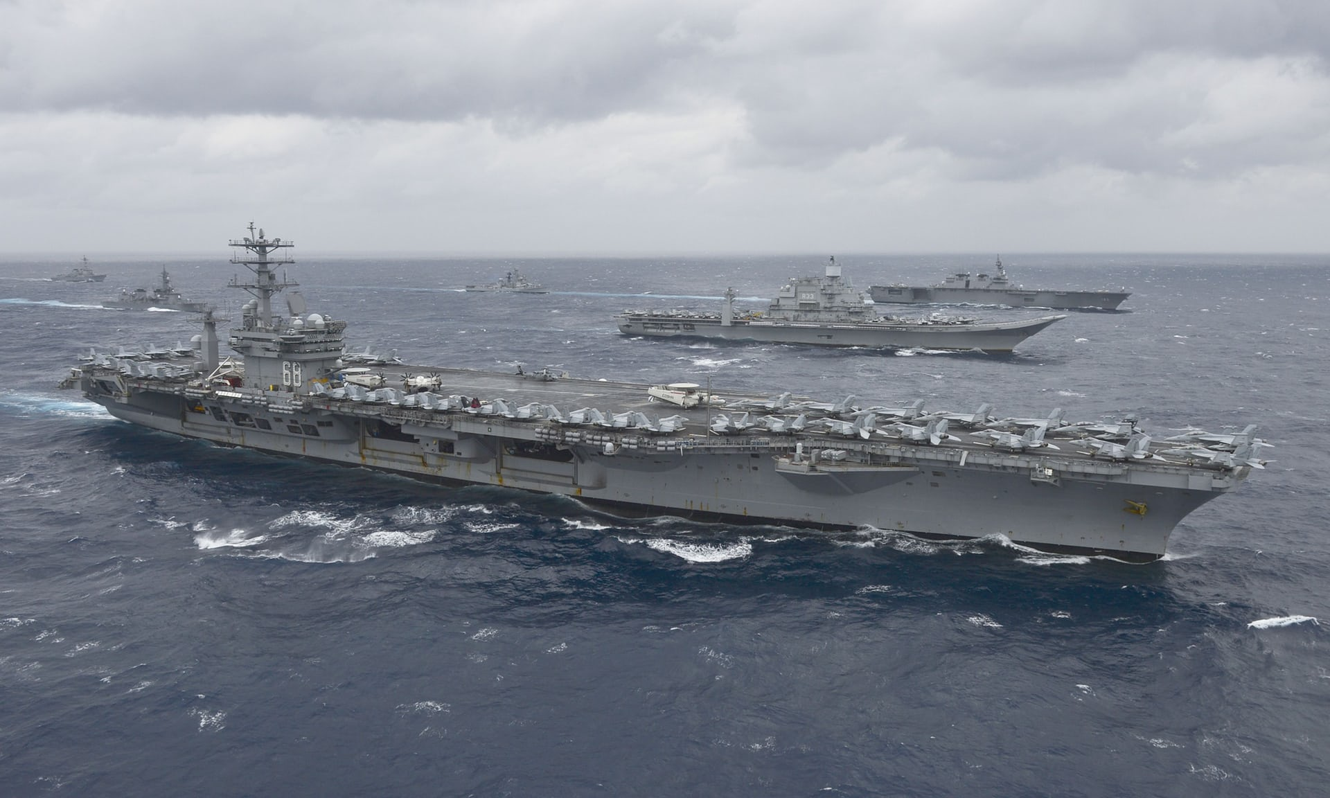 طرح جدید آمریکا برای ایجاد نیروی دریایی و واکنش سریع مشترک در خلیج فارس!