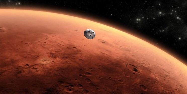 کشف یک علامت عجیب روی سیاره مریخ!