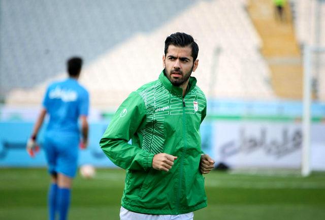 پژمان منتظری از استقلال و تیم ملی خداحافظی کرد