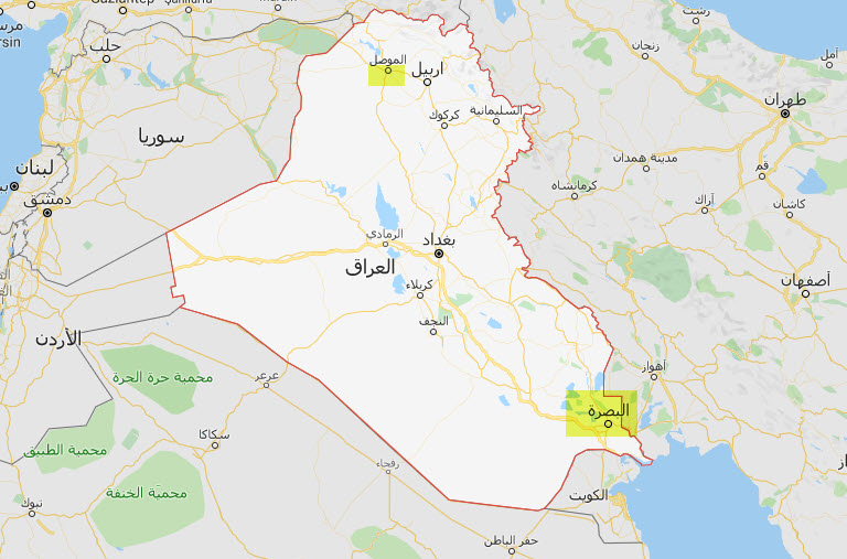 چرا همزمان با حمله به نفتکش ها، حملات راکتی در عراق افزایش یافته است!؟