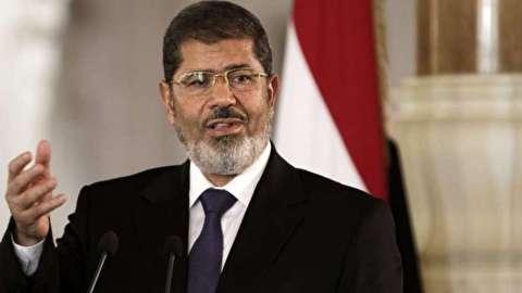 آخرین سخنرانی محمد مرسی