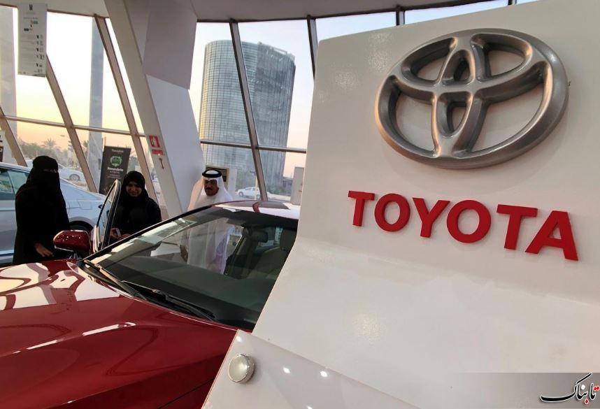 مقاومت تویوتا برای ساخت کارخانه خودروسازی در عربستان