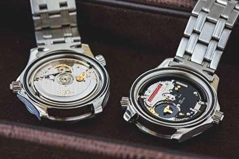 هر آنچه درباره انواع موتور ساعت باید بدانید