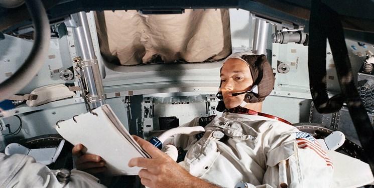 تصویری از زندگی ۸ روزه انسان روی کره ماه