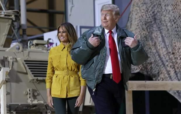 ترامپ: ایرانی ها ملتی تروریست هستند!/جزئیات جدید از سفر مخفیانه ترامپ به عراق/واکنش وزارت خارجه آمریکا به ارسال پیام محرمانه به ایران/نشست سه جانبه اردن، عراق و فلسطین