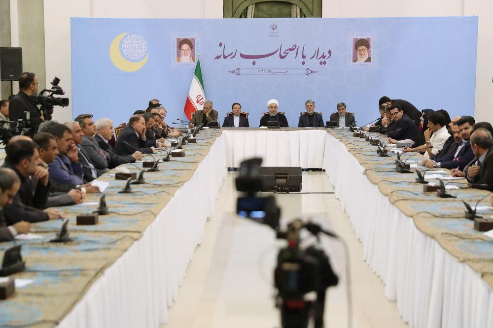 روحانی: همهپرسی بنبستشکن است