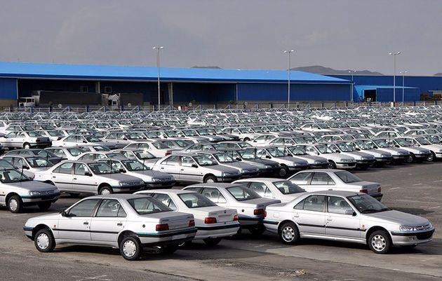 بیش از ده هزار میلیارد تومان سرمایه ملی در پارکینگ خودروسازان خاک می خورد/ چرا ایران خودرو و سایپا، خودروهای ناقص تولید میکنند؟
