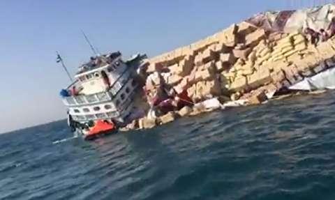 صدها میلیارد موبایل قاچاق به دریا ریخته شد