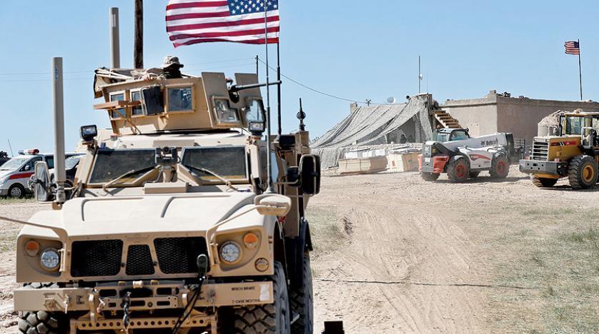 استراتژی سه وجهی جدید آمریکا در سوریه برای فشار بر روسیه، ایران و حزب الله!