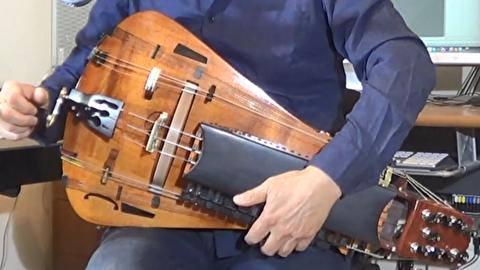 یک تک نوازی دیگر با هاردی گاردی ؛ اَندری وینوگرادف