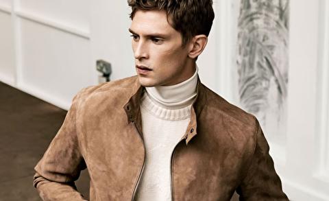 چگونه رنگ قهوهای را در پوشاک مردانه ست کنیم؟