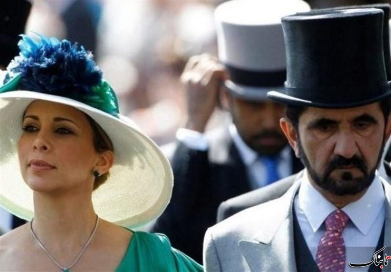 جزئیات فرار یکی از همسران حاکم دبی از امارات به لندن