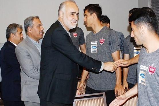 اعلام رسمی نتیجه مذاکره پرسپولیس با رامین رضاییان
