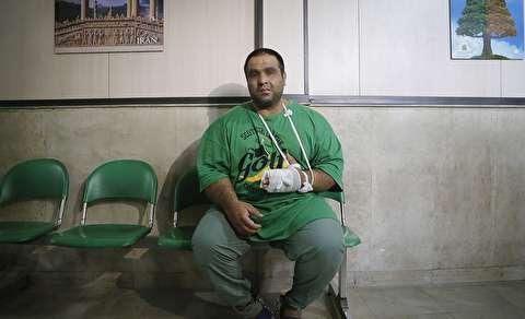 لحظه اقدام به قتل «حسین غول» به ضرب گلوله