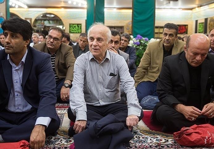 حکم جدید مهدی تاج به مدیری که مادام العمر از فوتبال محروم شد