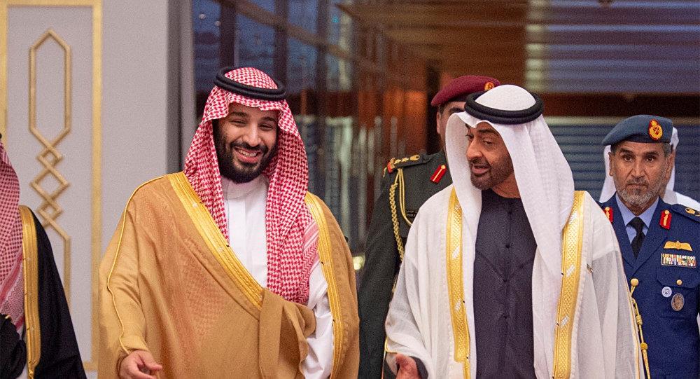 شکاف میان محمد بن سلمان و محمد بن زاید آغاز شده است!؟
