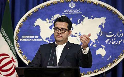 واکنش سخنگوی وزارت خارجه به سریال گاندو