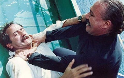 برشهایی از فیلم سینمایی جنگ نفتکشها
