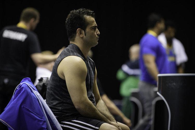 سهراب مرادی مسابقات جهانی را از دست داد