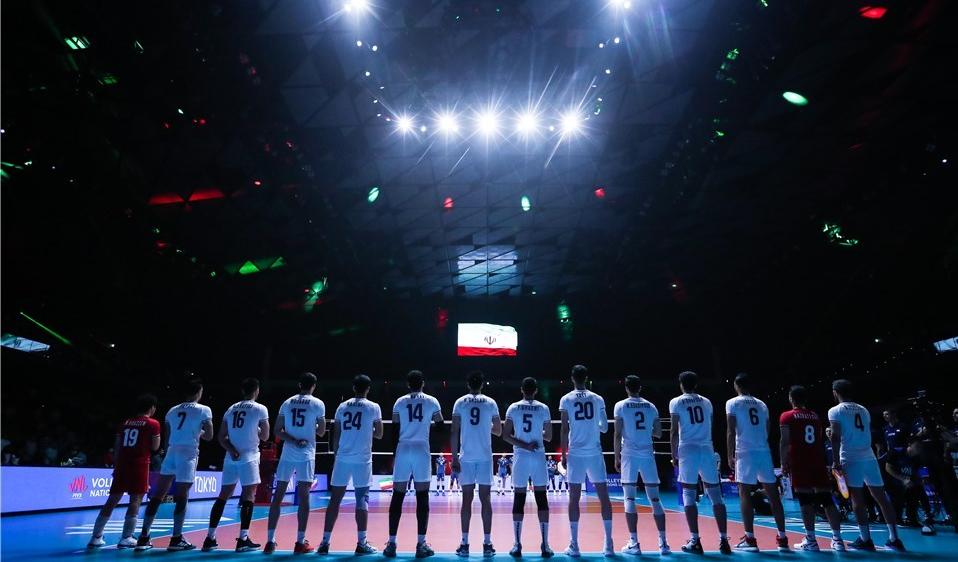 تیم ملی والیبال ایران محکوم به شکست لهستان!