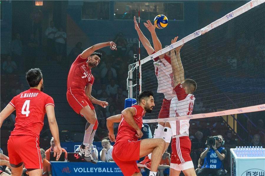 گزارش زنده: ایران ۱ - لهستان صفر / برتری حیثیتی در ست نخست مقابل حریف جنجالی