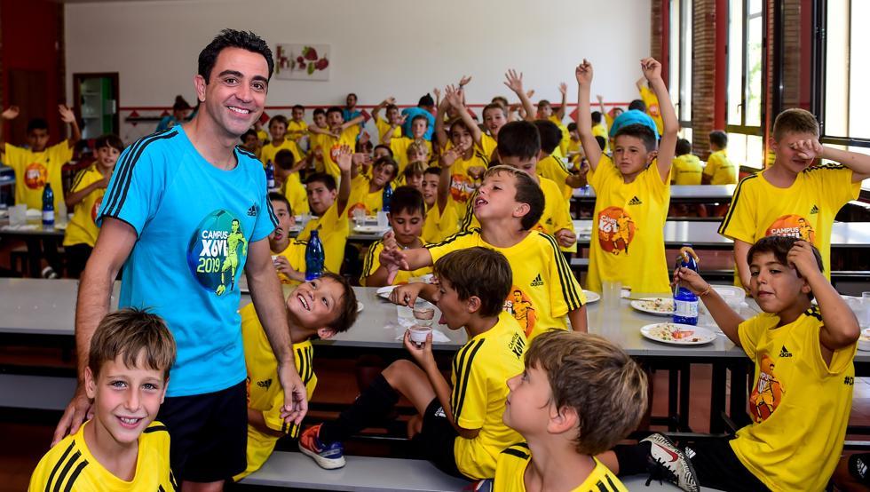 تازهترین مصاحبه ژاوی درباره نیمار، دی یونگ و رئال مادرید