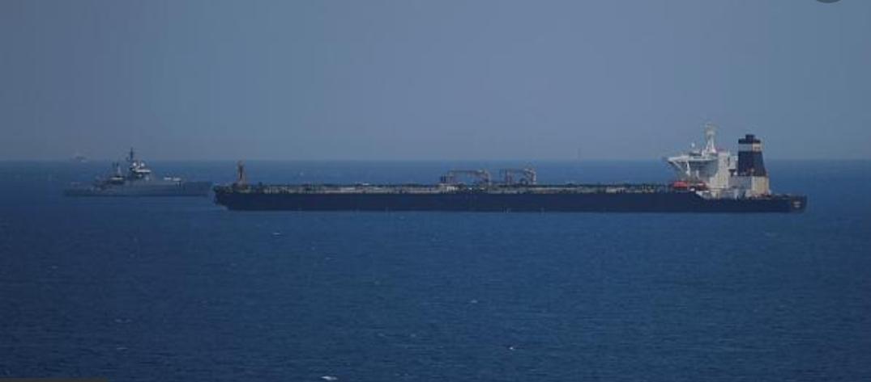 بازداشت ۲ افسر دیگر نفتکش ایران در جبل الطارق