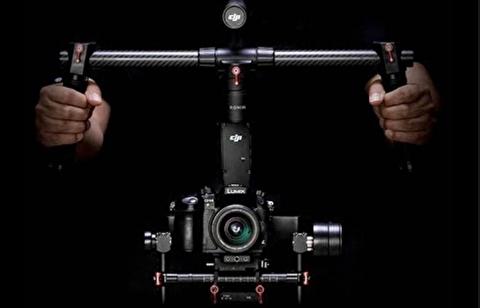 آموزش دوربین دیاسالآر: ابزارهای فیلمبرداری