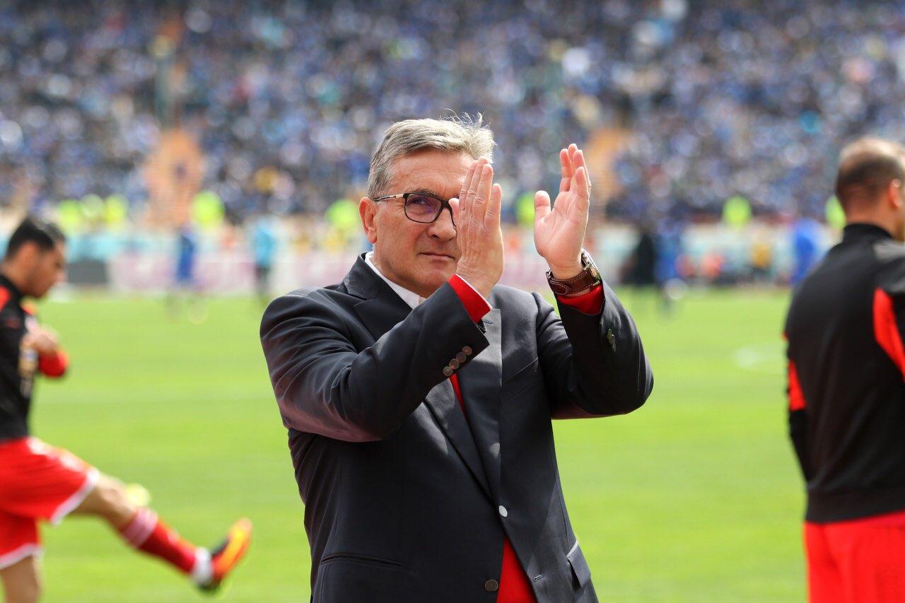 برانکو مذاکره با باشگاه استقلال را تایید کرد!