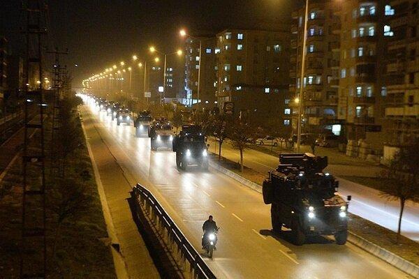 افشای همکاری پادشاه بحرین با یک تیم تروریستی در ایران/ ارسال تجهیزات نظامی ترکیه به نزدیکی مرزهای سوریه/ نشست وزرای خارجه اروپا در بروکسل با هدف کاهش تنشها با ایران/آغاز رزمایش نظامی مشترک عربستان و آمریکا