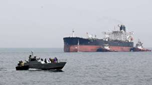 Iran navy towed foreign tanker after distress signal