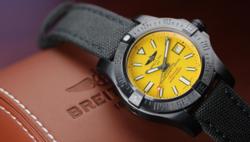 ساعت بریتلینگ برای عمق سه کیلومتری دریا