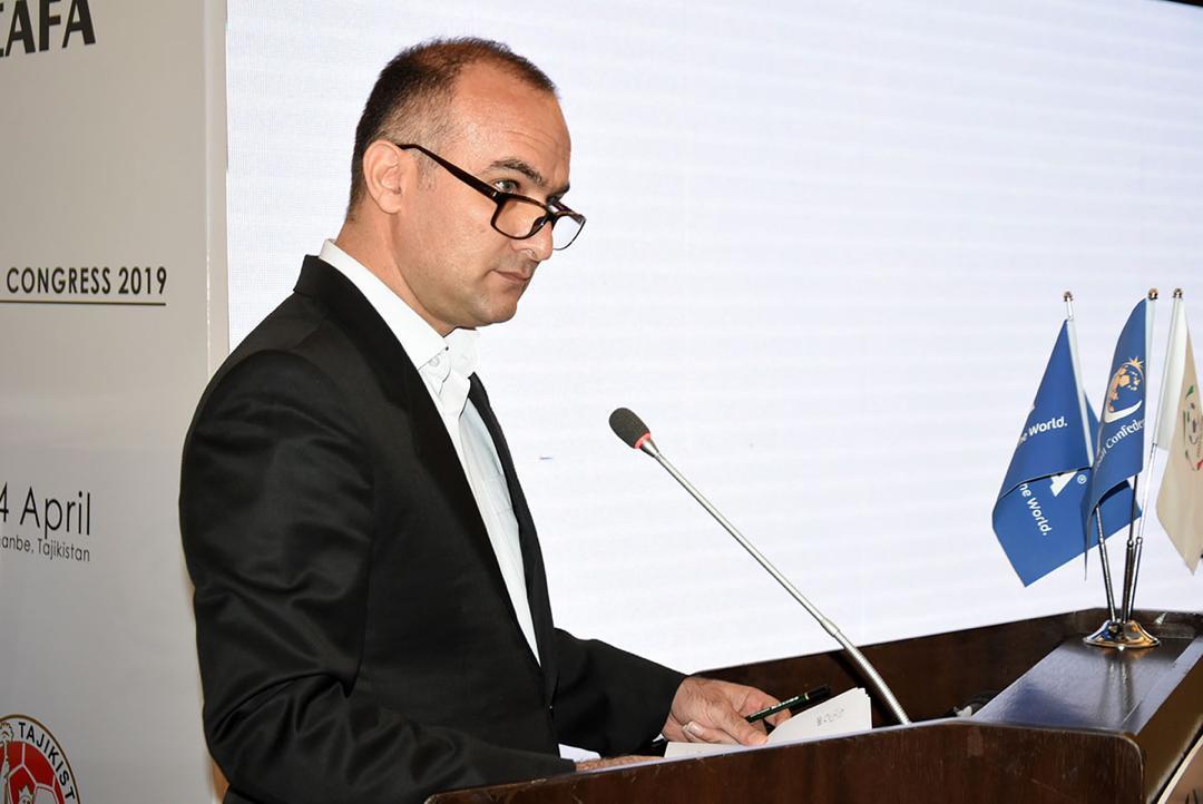 احمدرضا براتی داور دادگاه بین المللی CAS شد