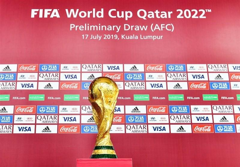 برنامه کامل تیم ملی در انتخابی جام جهانی قطر