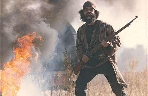 برشهای از فیلم سینمایی تفنگدار