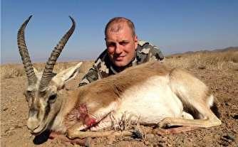 نامه سرگشاده خطاب به شکارچی منتگذار خارجی!