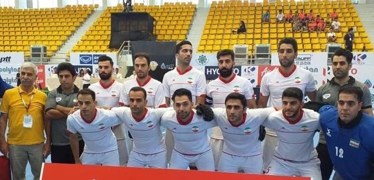 ایران بدون مرحوم بهرام شفیع هم قهرمان هاکی سالنی آسیا شد