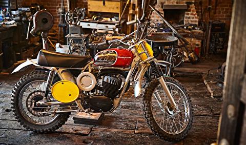 داستان موتور سنگین استیو مککوئین