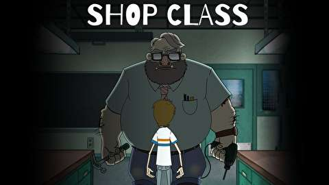 انیمیشن کوتاه کلاس حرفه و فن